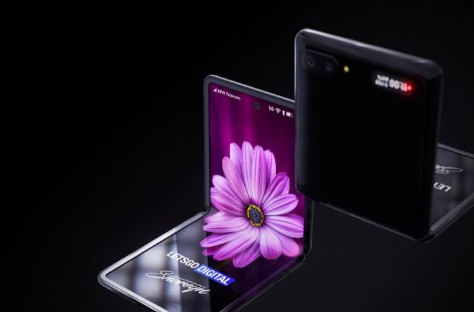 Možná podoba Samsung Galaxy Z Flip