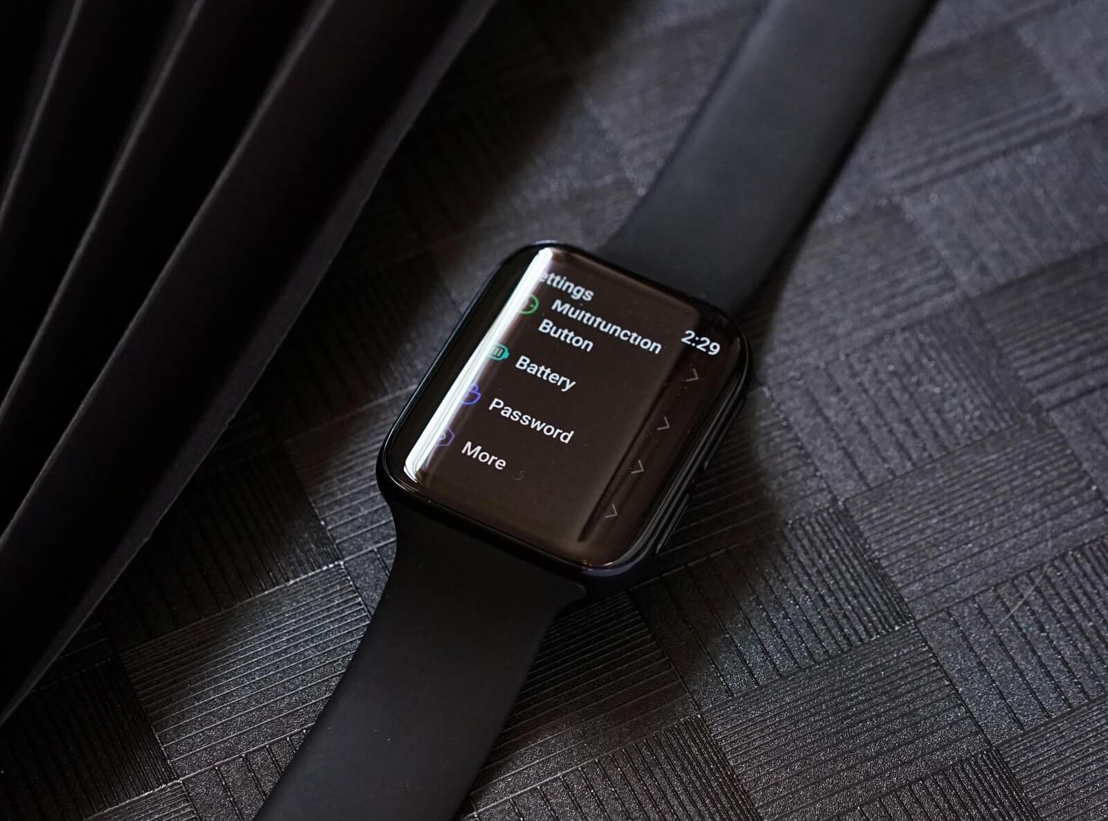 hodinky oppo