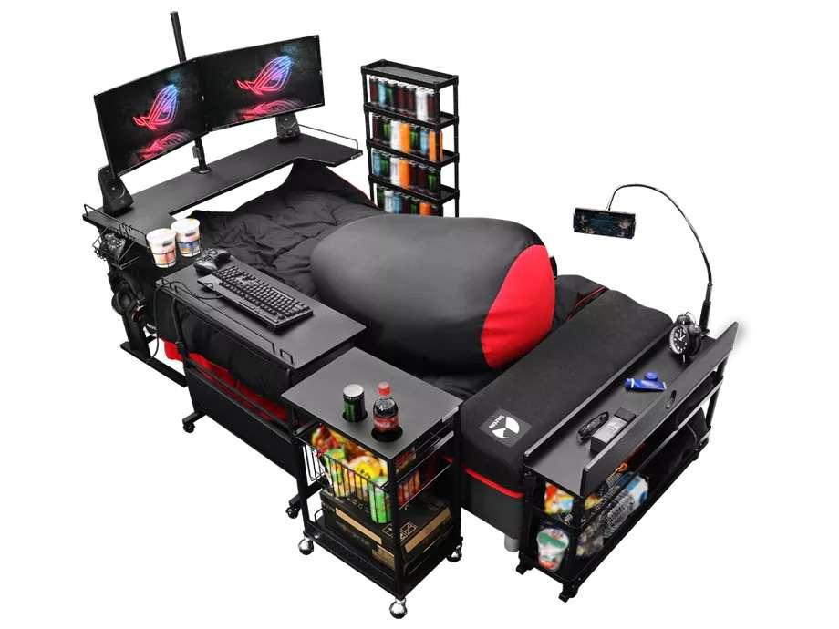 hracska postel