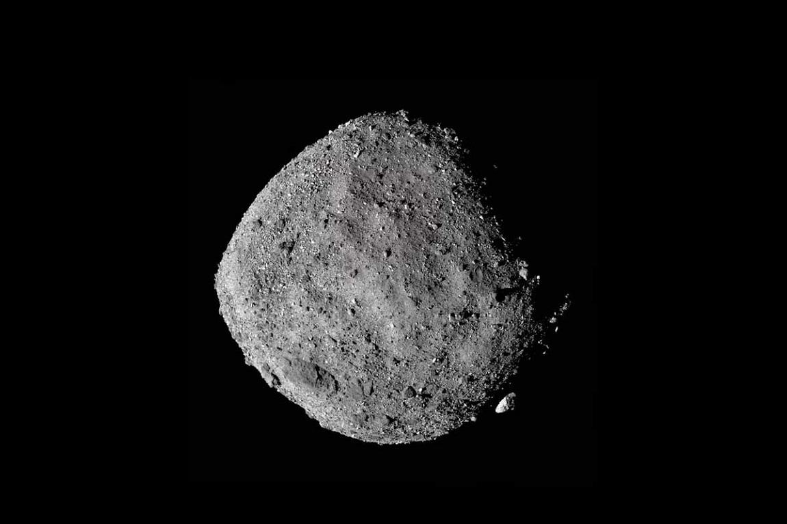 asteroid bennu tit