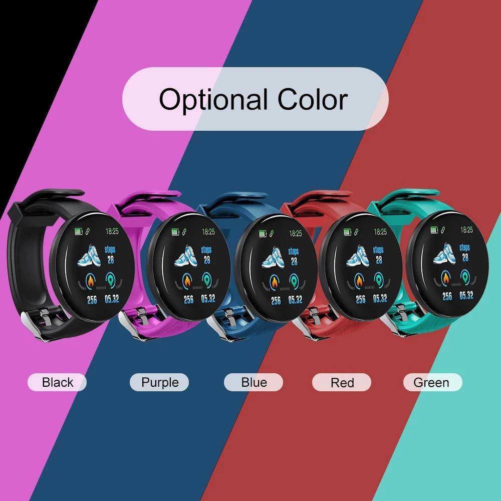 d18 smartwatch 2