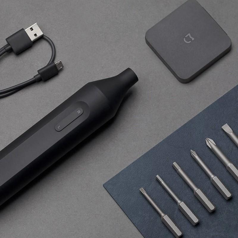 مفك البراغي الكهربائي من Xiaomi هو مساعد رائع. يكلف 28 € فقط! 1