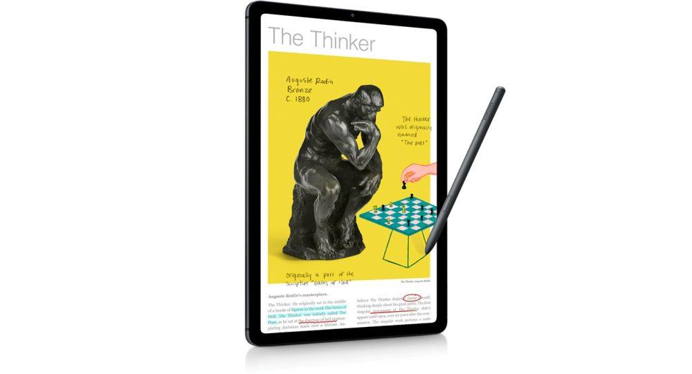 سامسونج Galaxy تابلت S6 Lite الرسمي: دعم مع قلم وشاشة كبيرة بحجم 10 بوصة وسعر جيد 4
