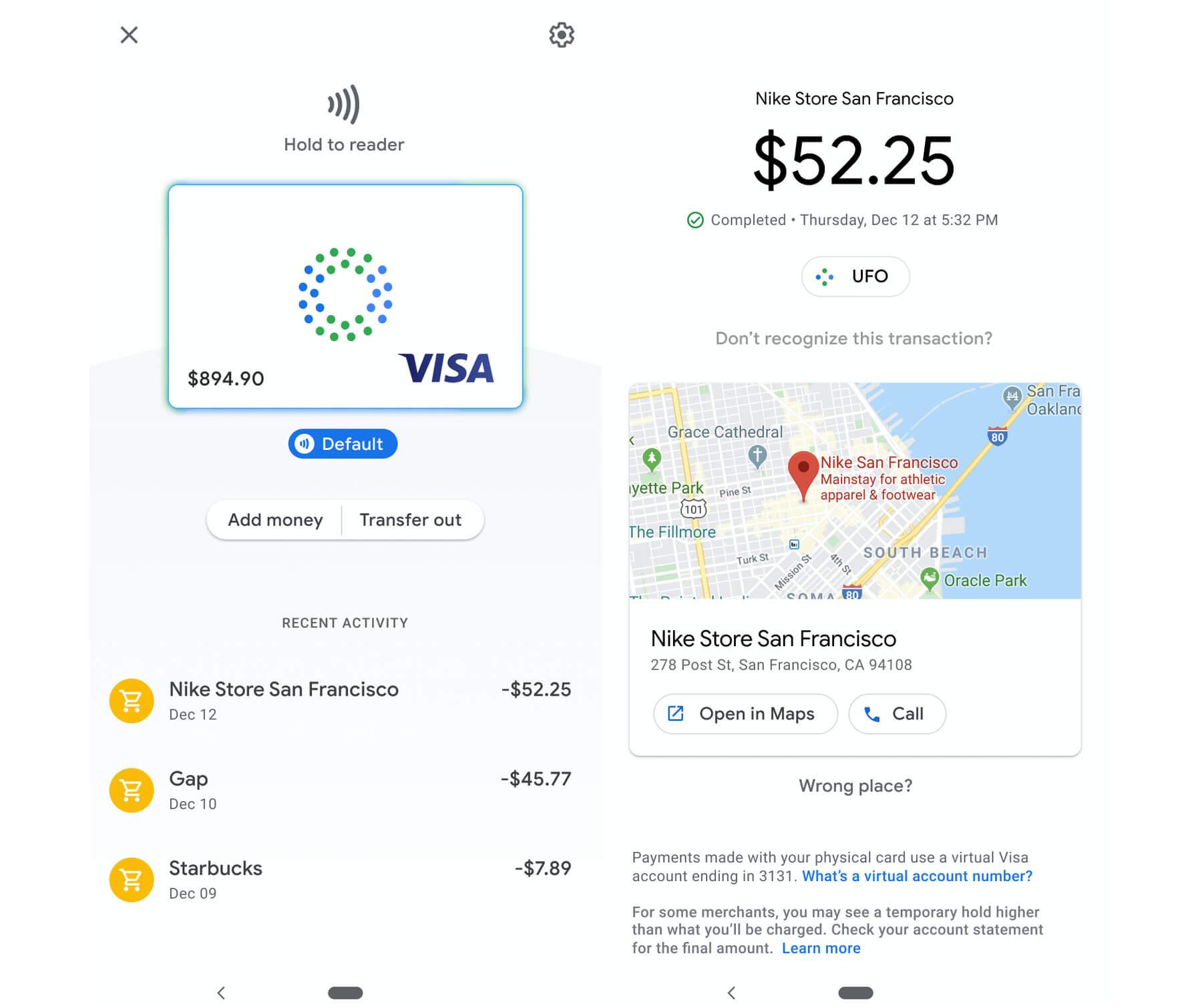 google card 1