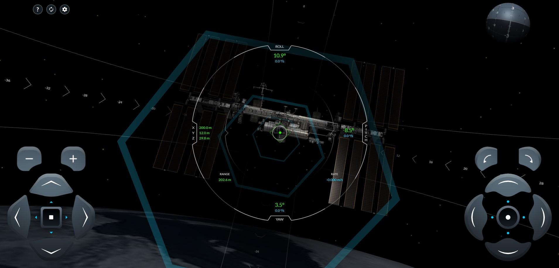 Bạn có thể kết nối thiết bị với Trạm vũ trụ quốc tế? Hãy thử trình giả lập từ SpaceX 1