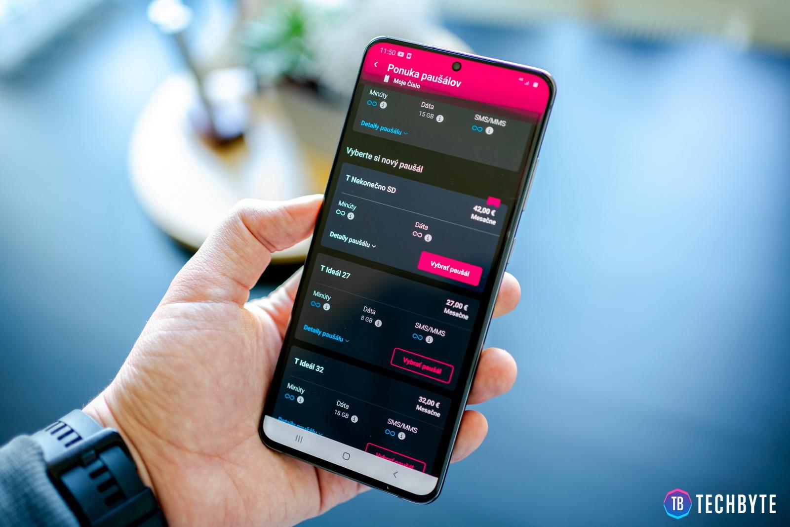 telekom aplikacia 5 0