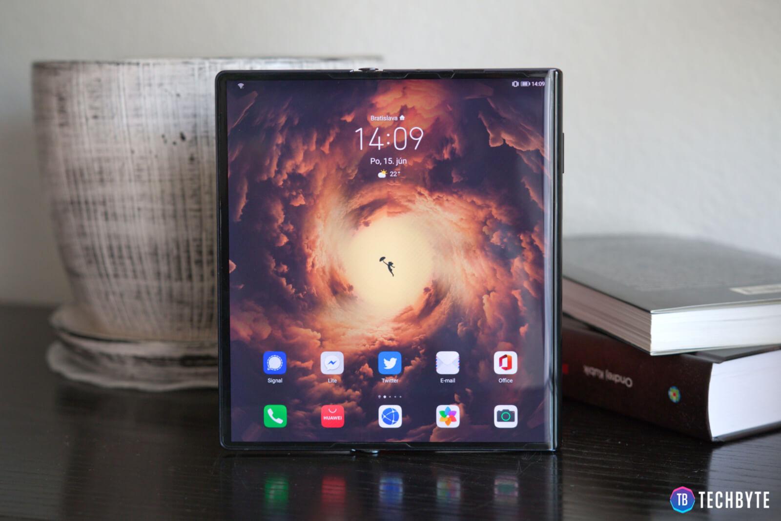 Huawei Mate Xs 8 1