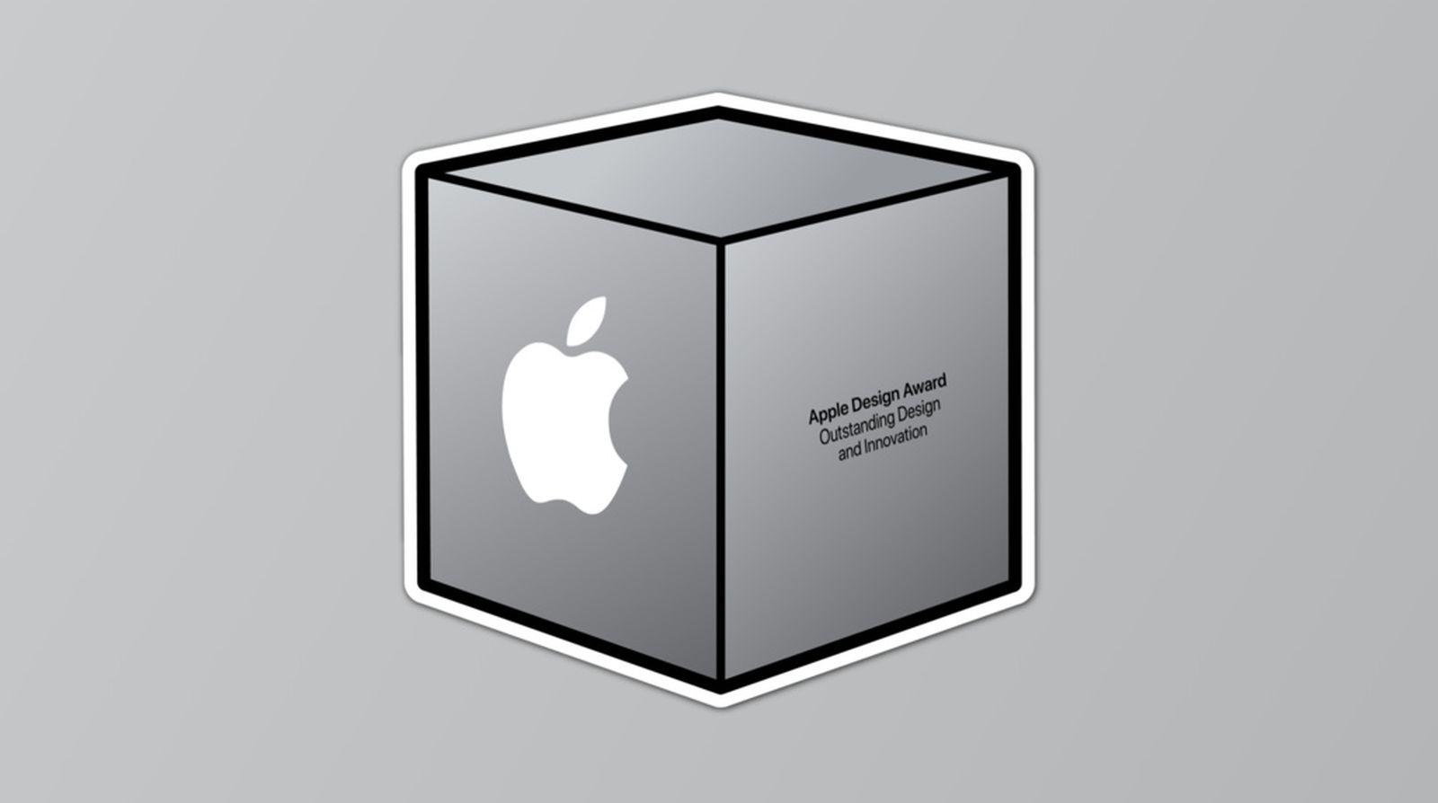 apple design awards tit