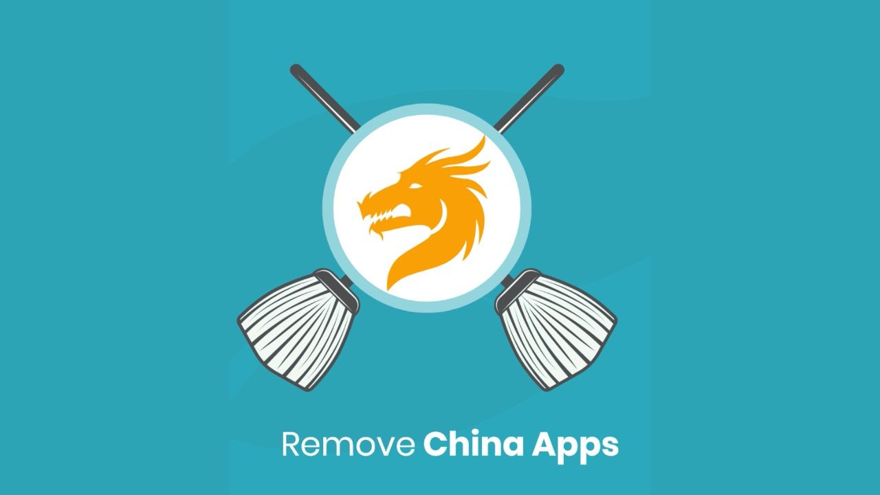 remove china apps tit