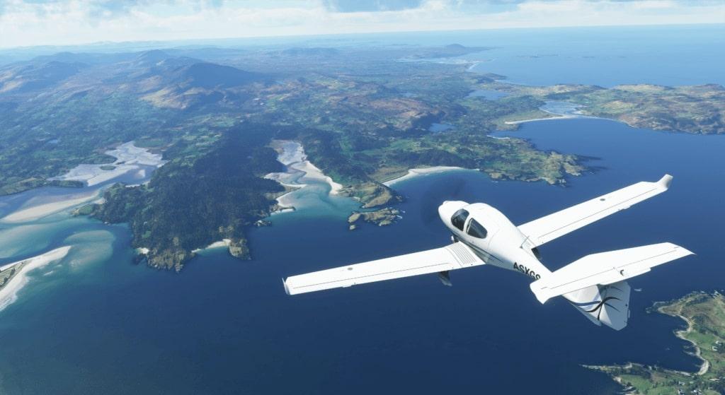 Microsoft Flight Simulator tit