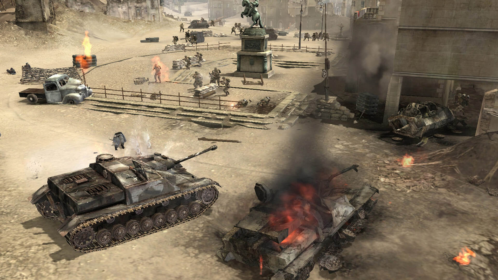 Company of Heroes tit 1