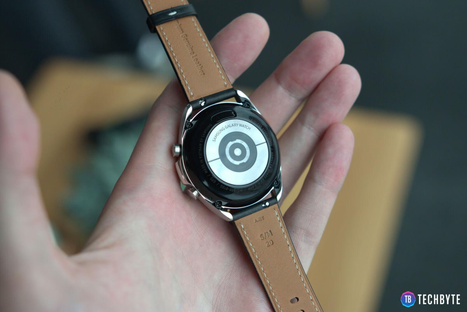 Galaxy watch 3 4 1