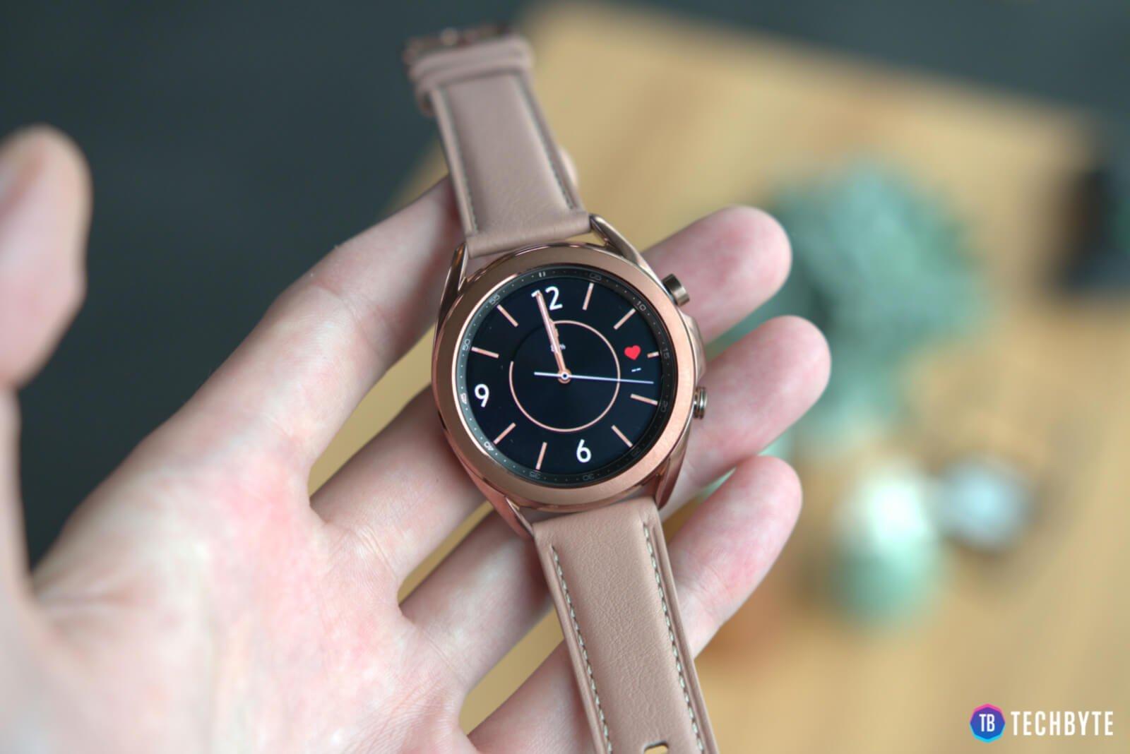 Galaxy watch 3 6 1