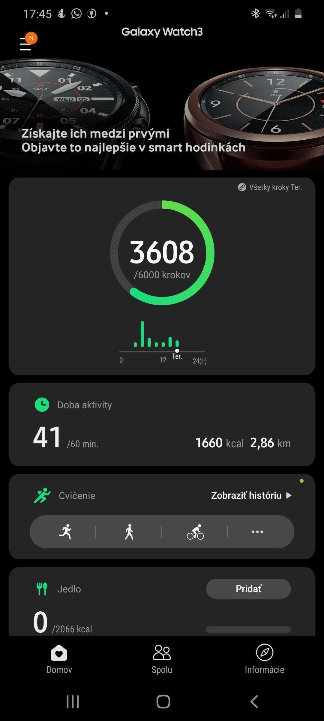 Screenshot 20200818 174549 Samsung Health