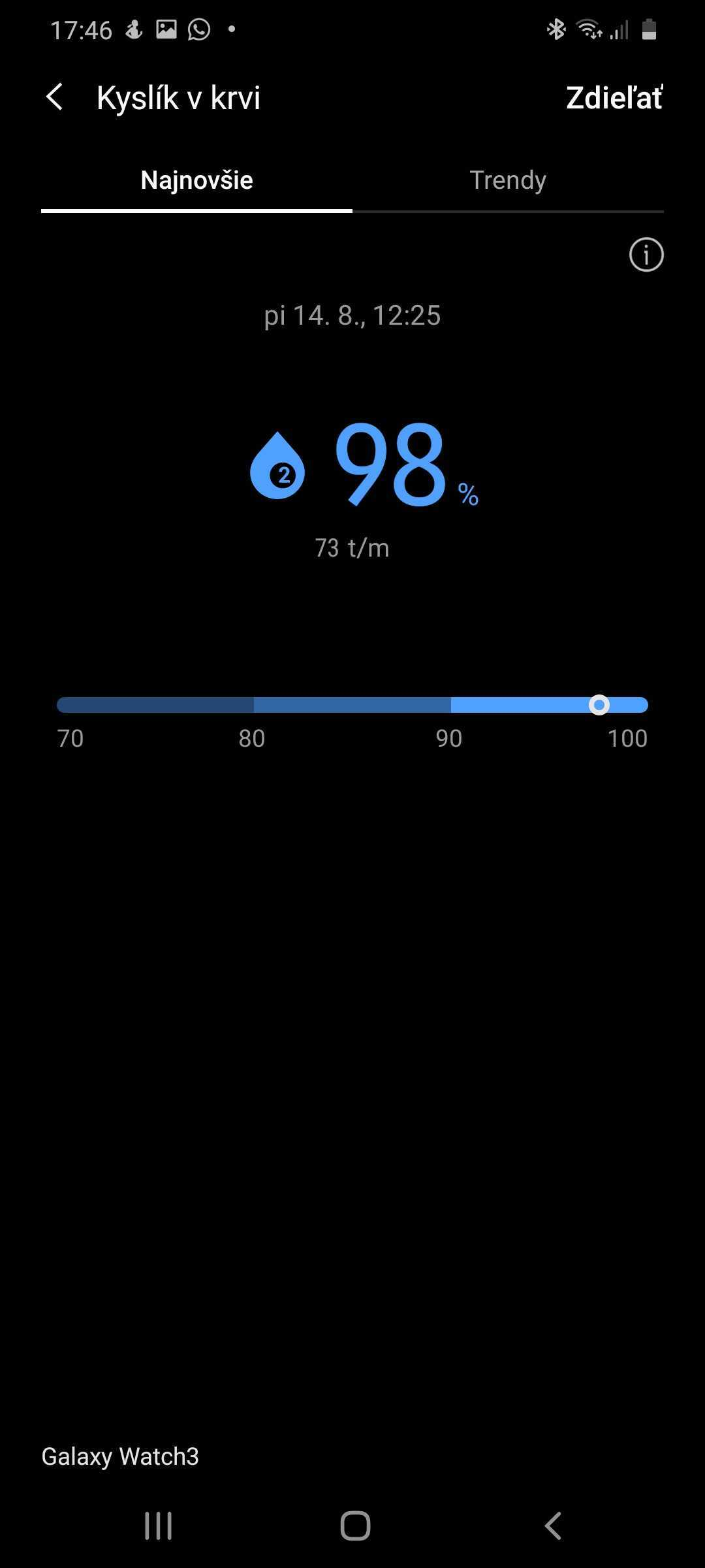 Screenshot 20200818 174643 Samsung Health