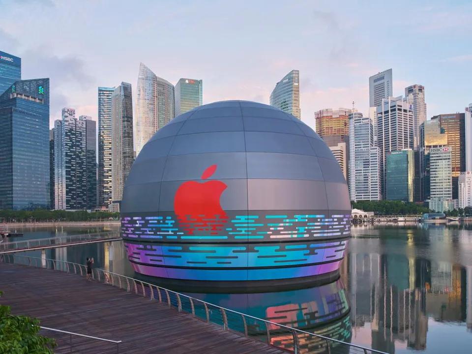 apple obchod