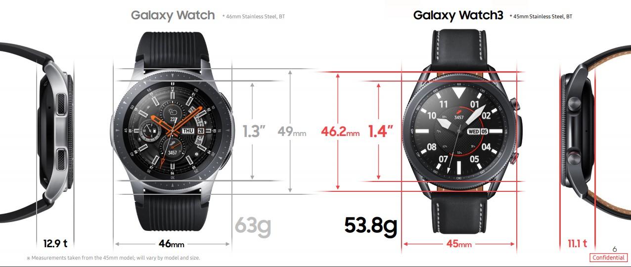 galaxy watch 3 scr