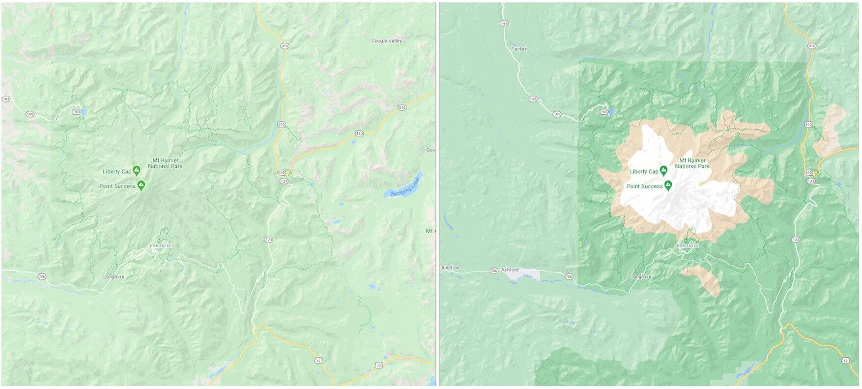 mapy google 1 1