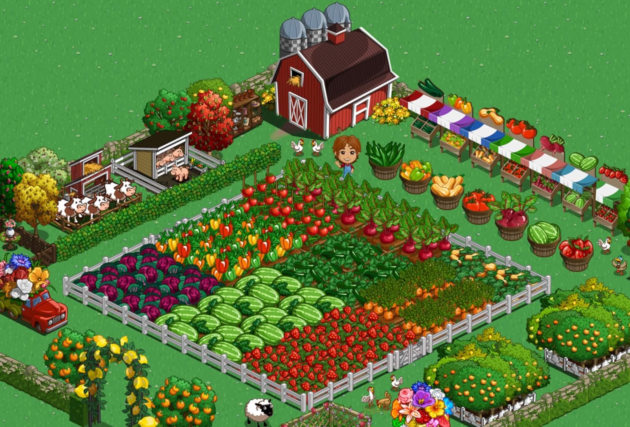 FarmVille tit 1
