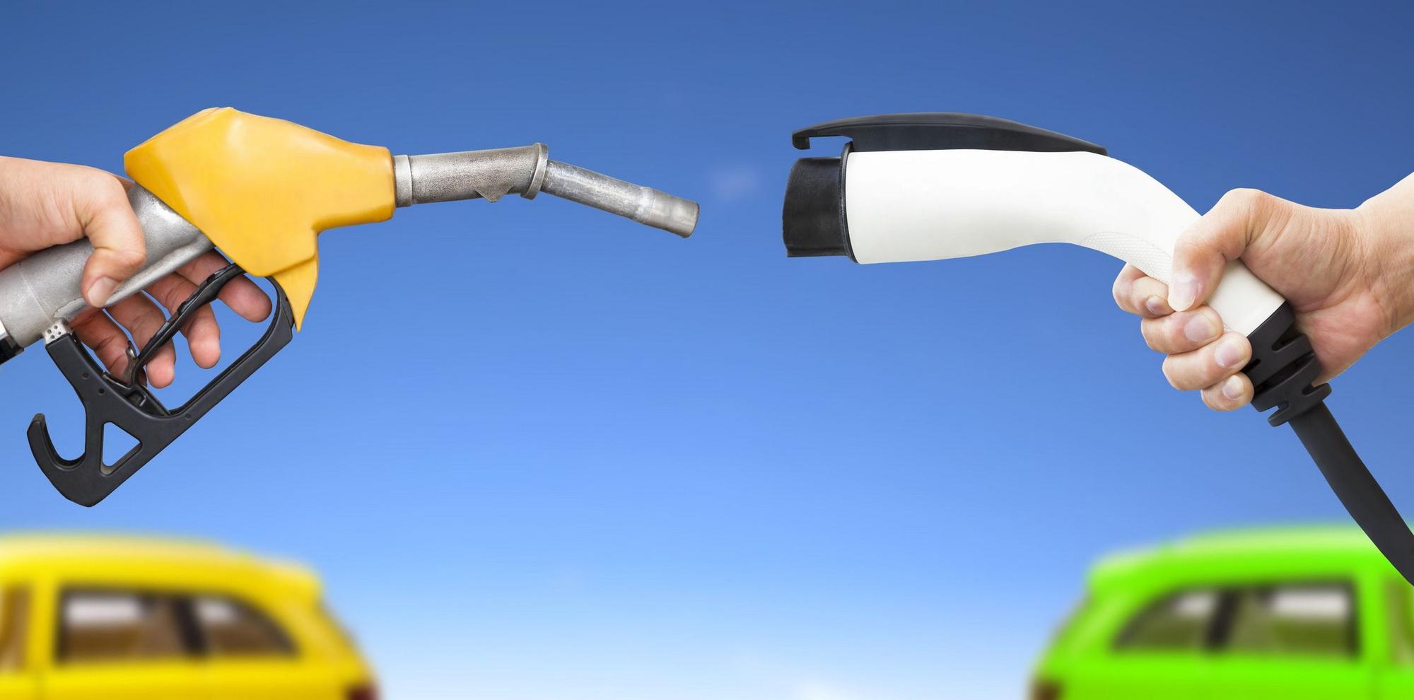 benzin vs elektrina