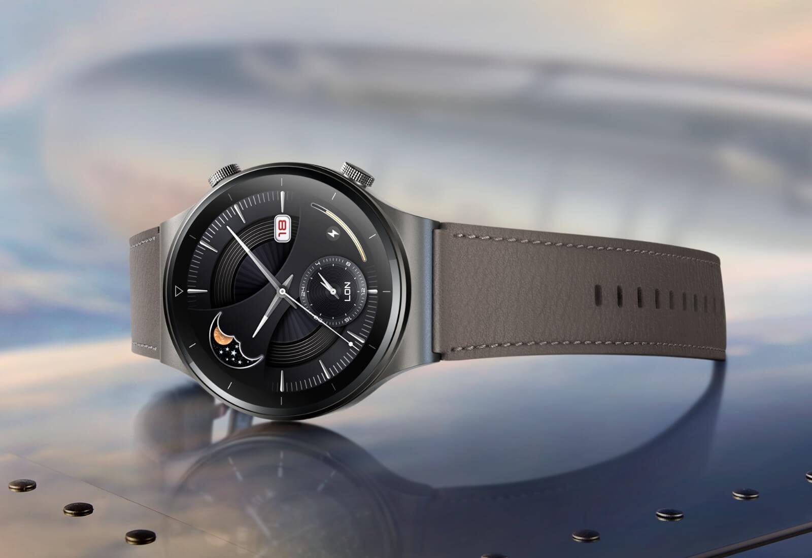 huawei watch GT2 Pro tit 1