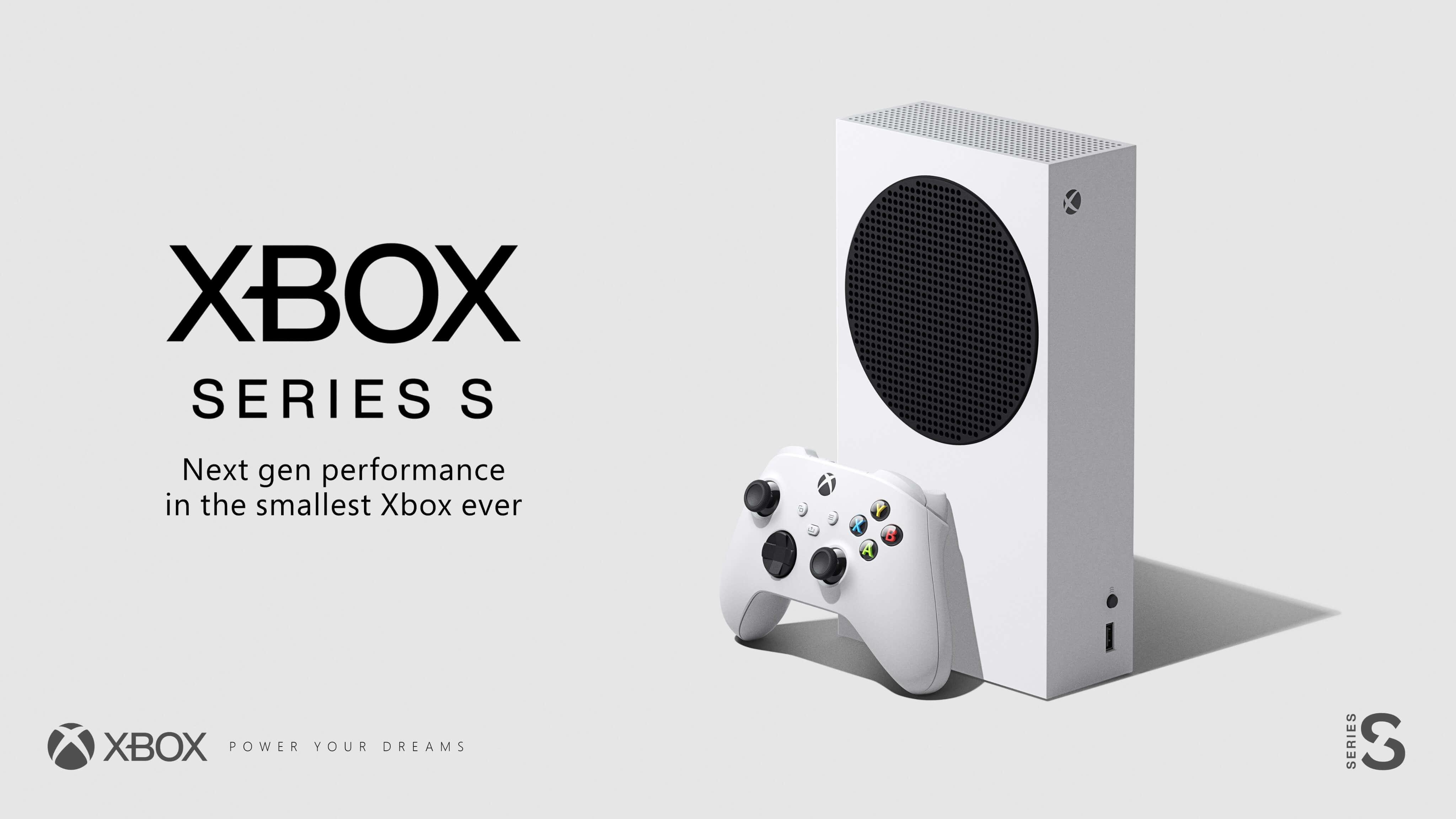 xbox series S 1