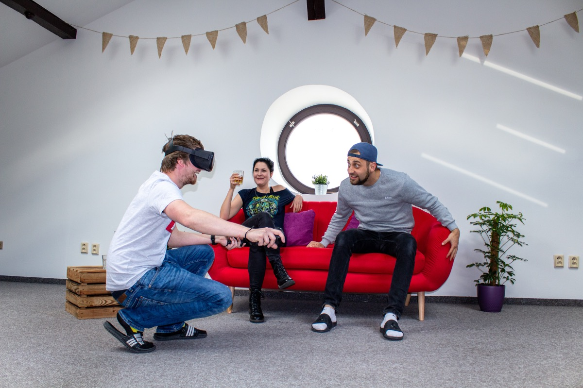 Adrop VR