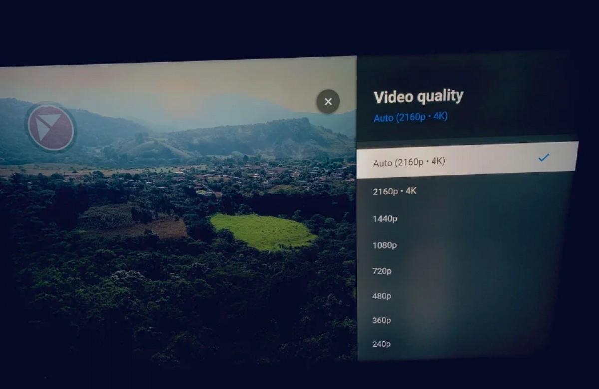appleTV youtube 4K