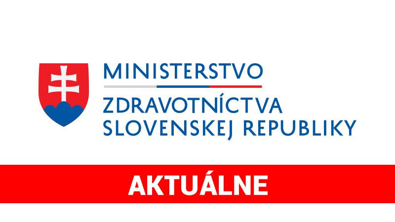 ministerstvo aktualne