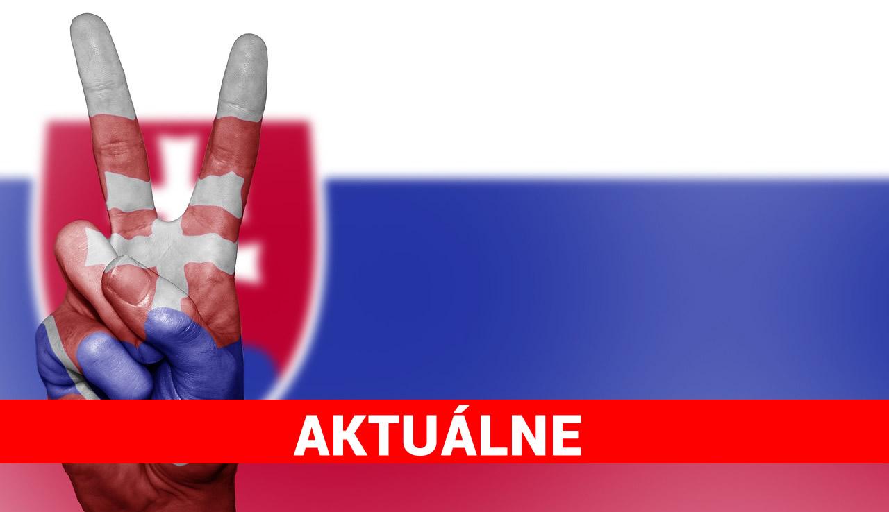 slovensko aktualne