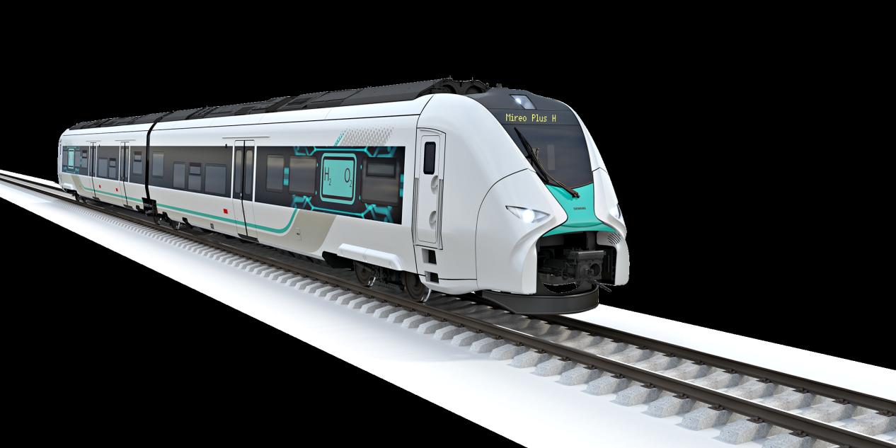 vodikovy vlak