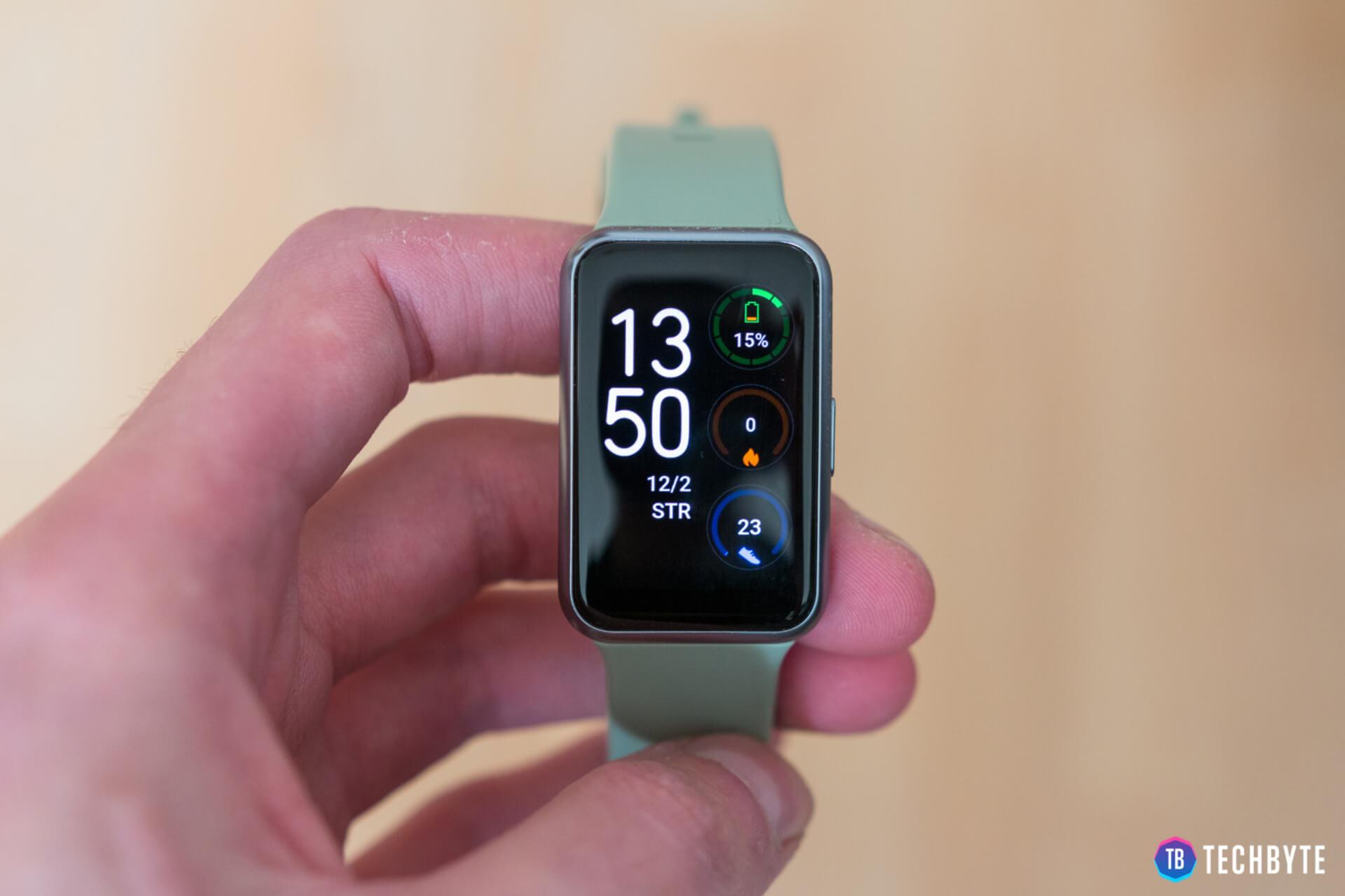 Huawei watch fit 20 1