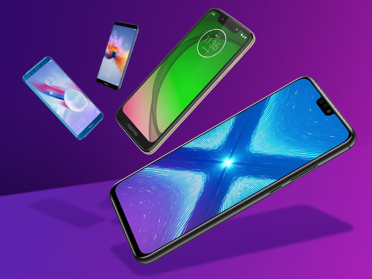 najlepsie lacne smartfony vianoce 2020