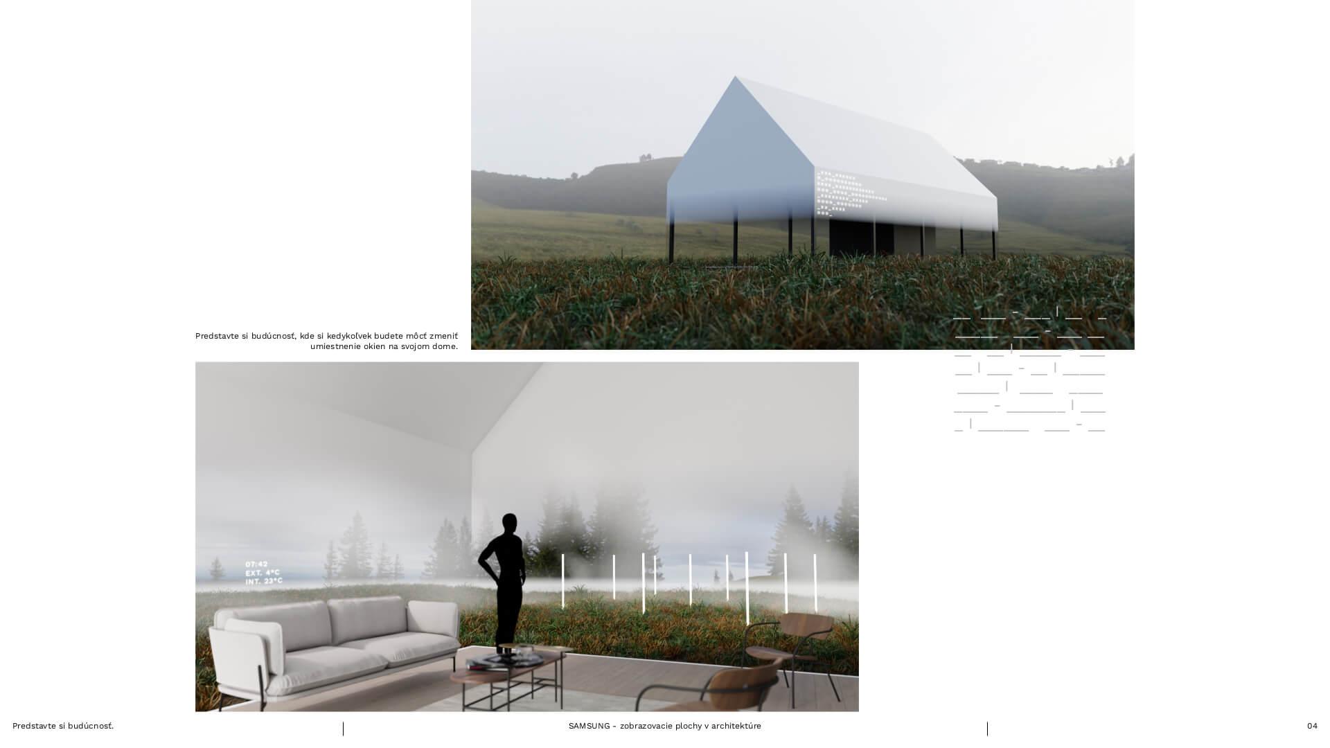 zobrazovacie plochy v architekture 1 1