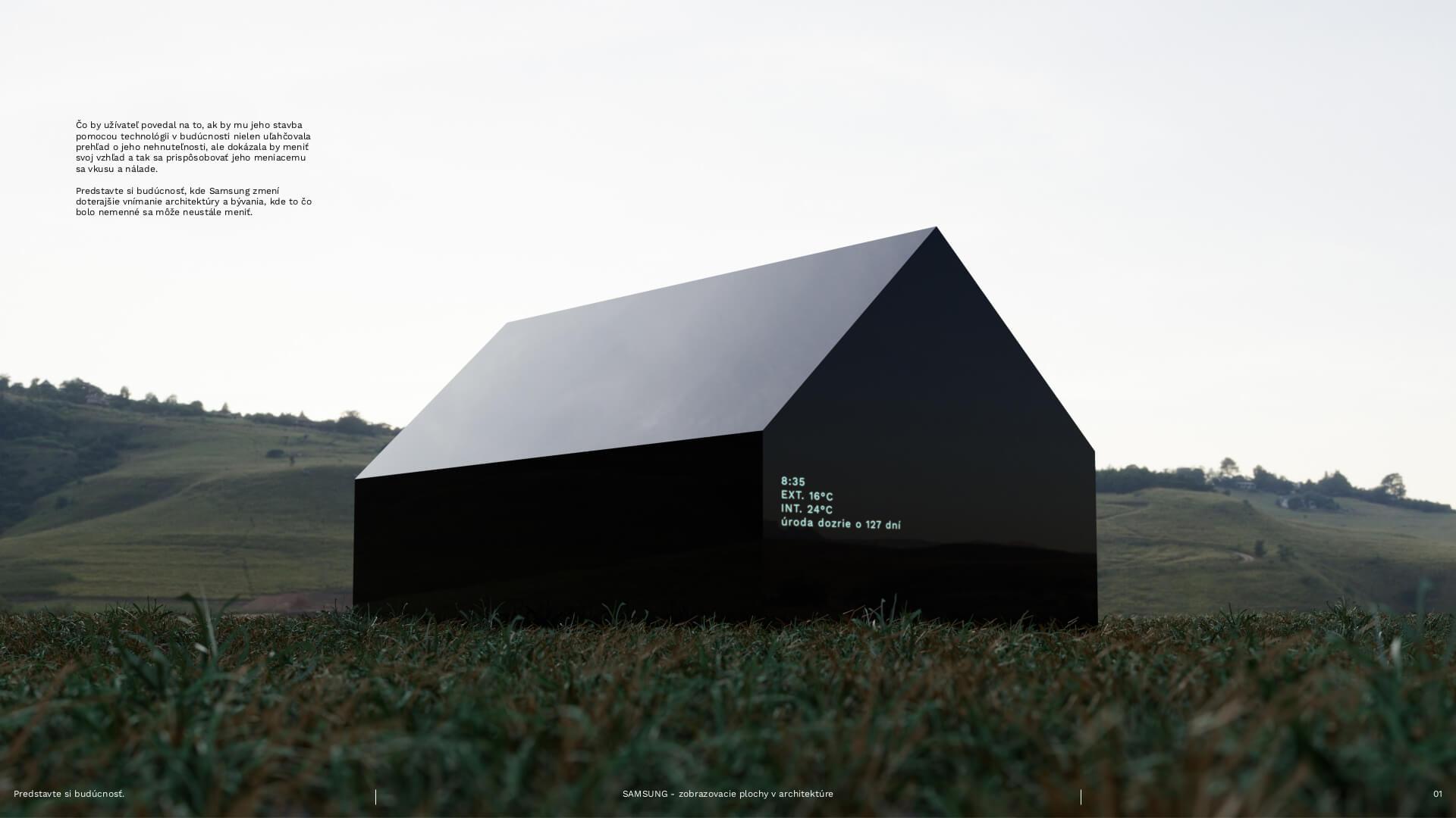 zobrazovacie plochy v architekture 1