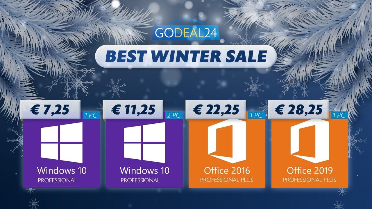 Akcia na Windows 10