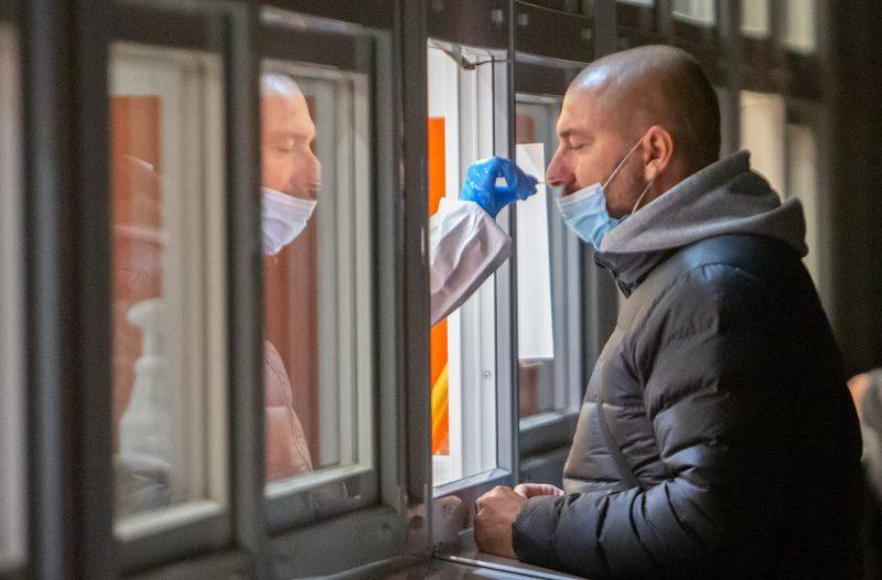 koronavirus testovanie 2
