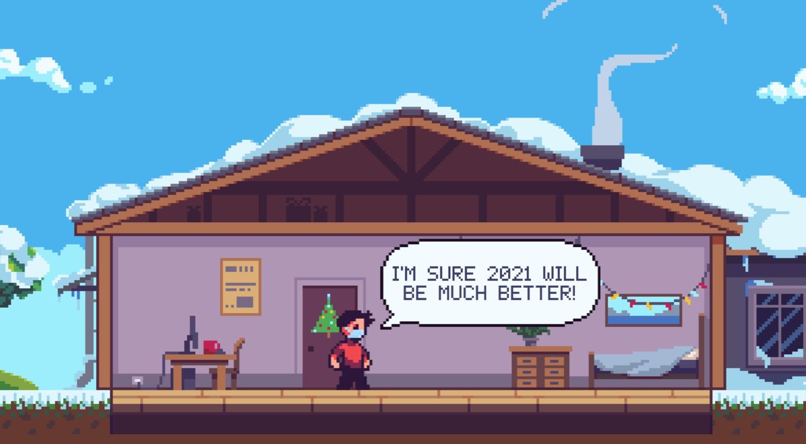 rok 2020 hra