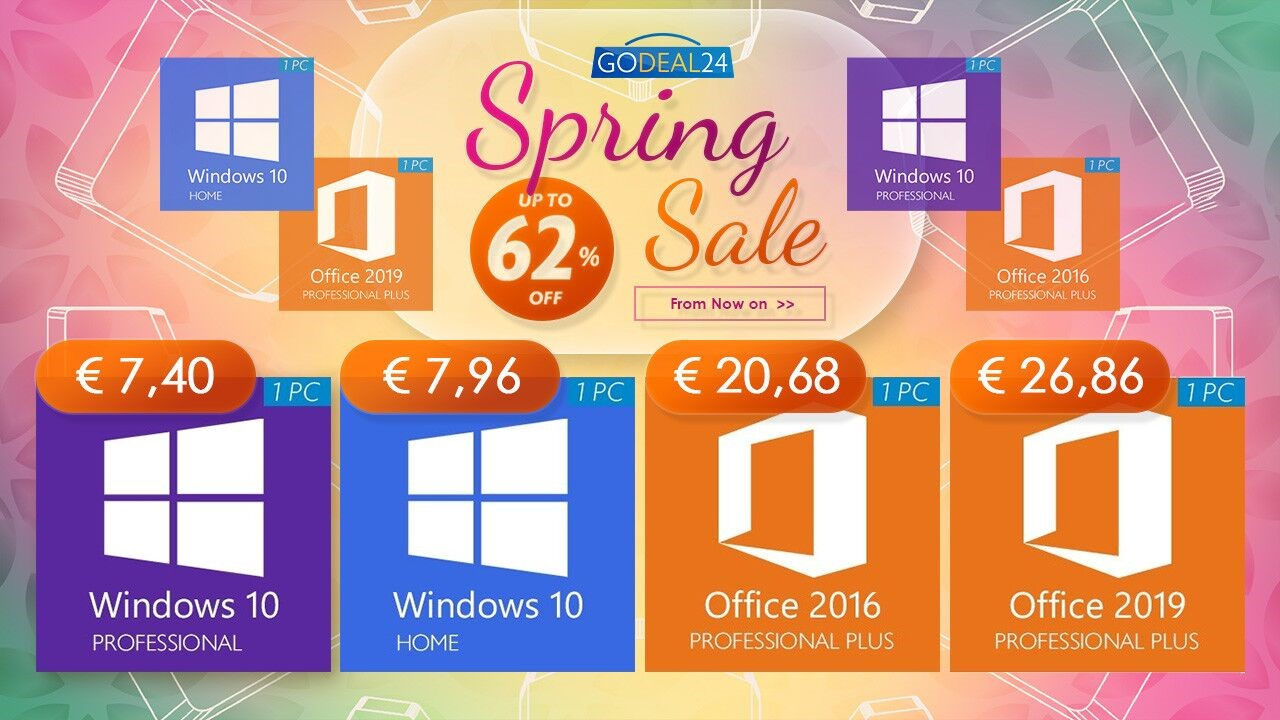 Windows 10 môžete získať už za 6 €.