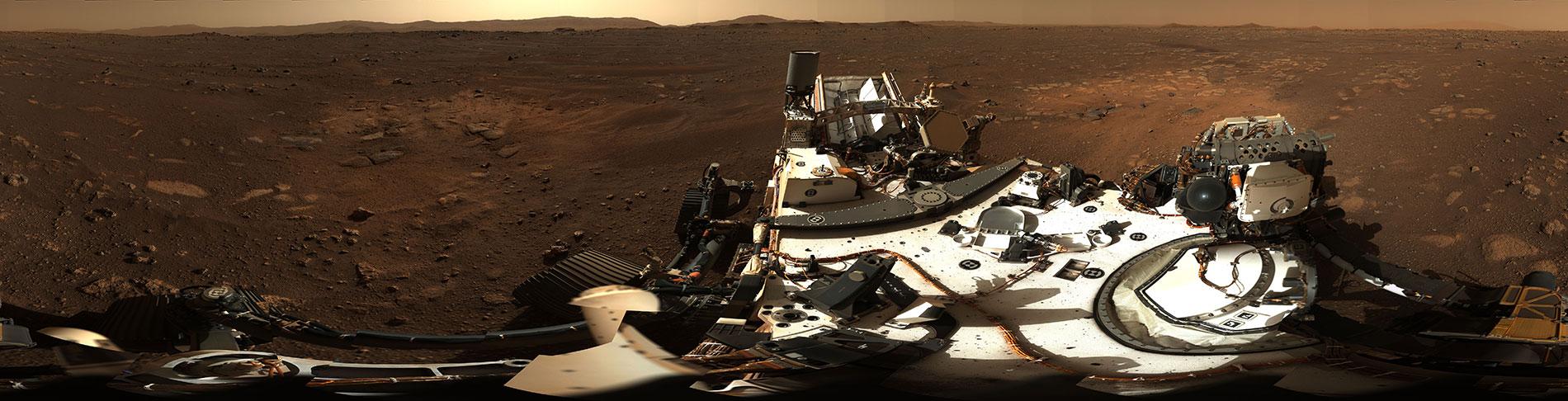 Perseverance - NASA rover