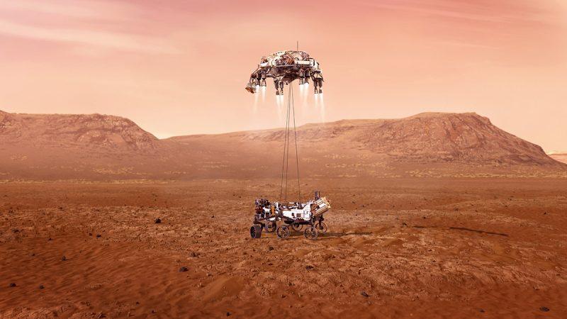 perseverance mars rover 2