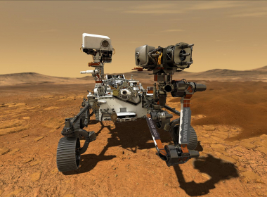 perseverance mars rover 5