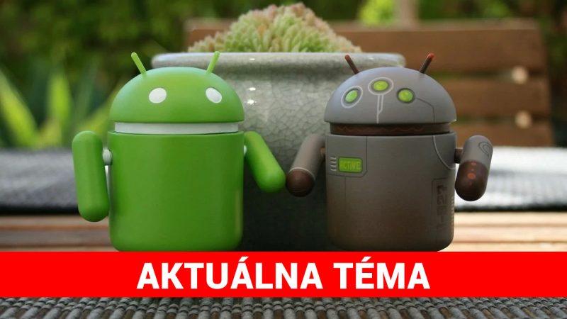 android os aktualne