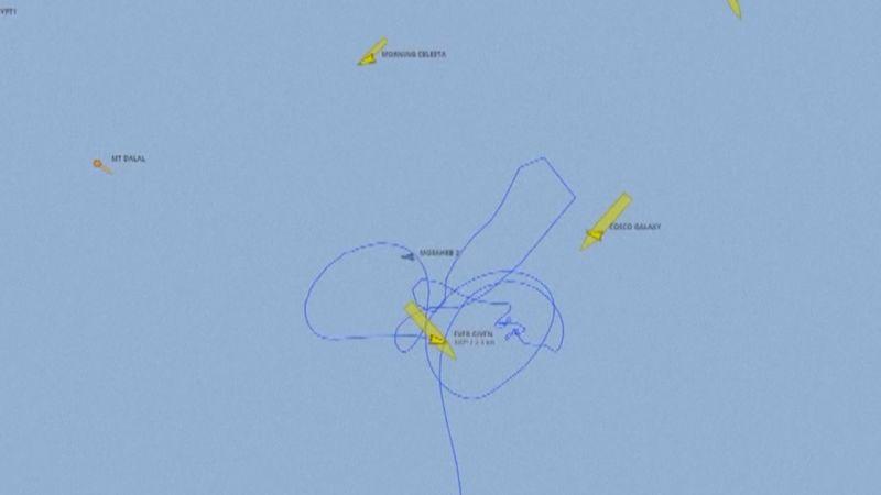 suez vessel finder