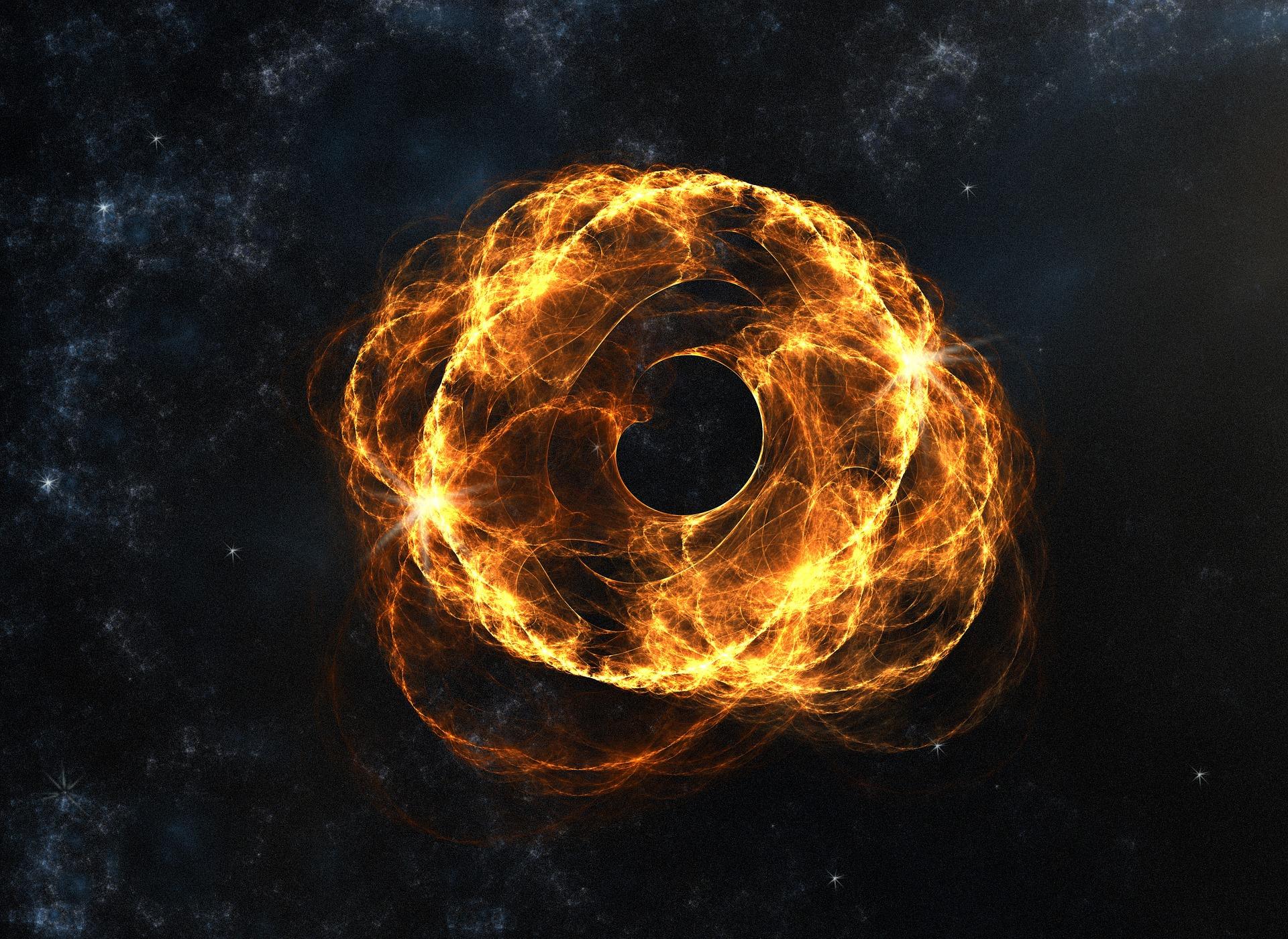 Čierna diera