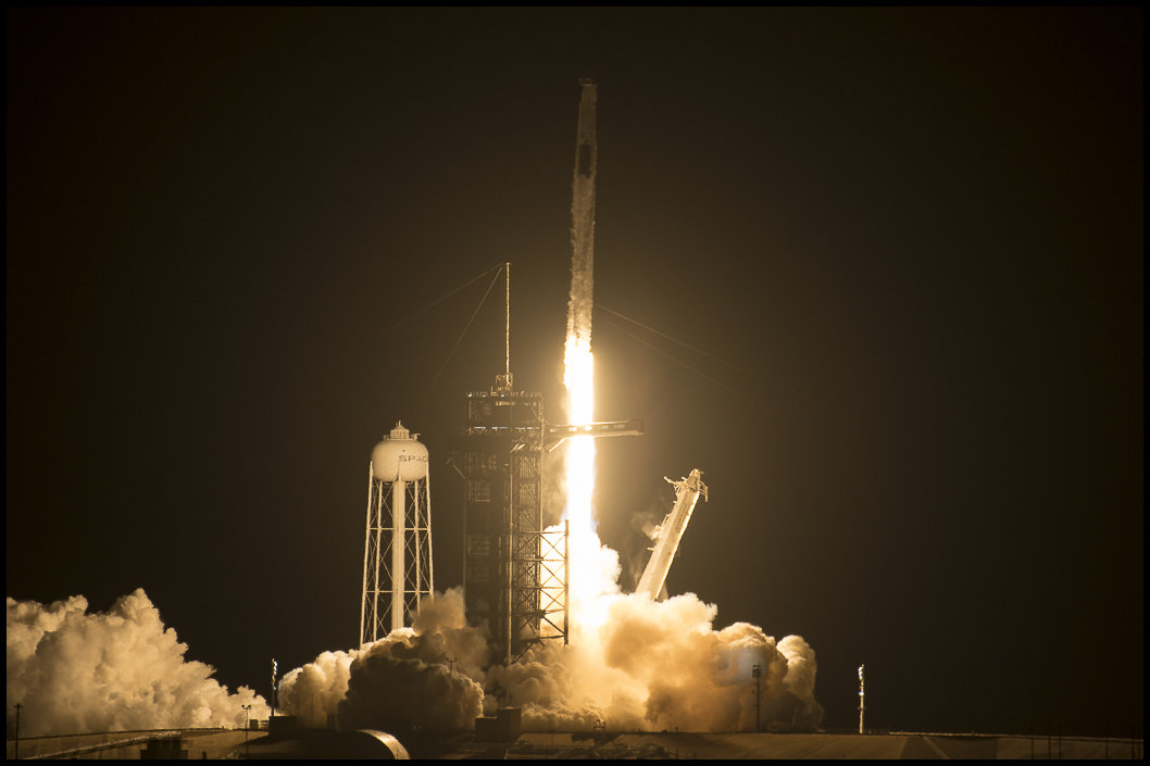 Raketa Falcon 9 od SpaceX