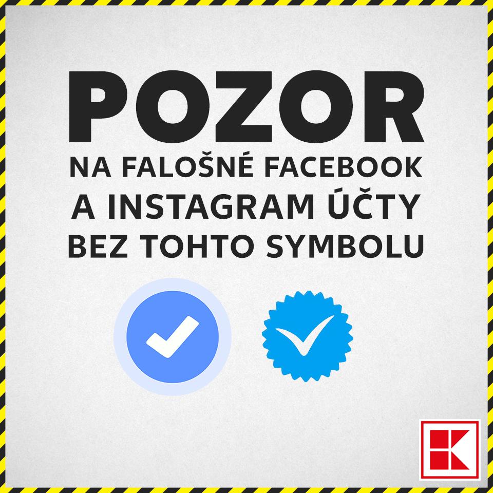 Kaufland upozorňuje na súťaže aj na svojom Facebooku.