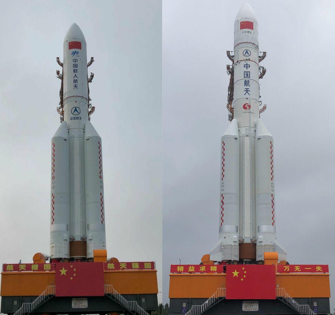 Čínska raketa predstavuje veľký problém.